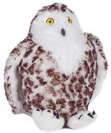 Animal Instincts Snow Mates Suri Snowy Owl Dog Toy Large