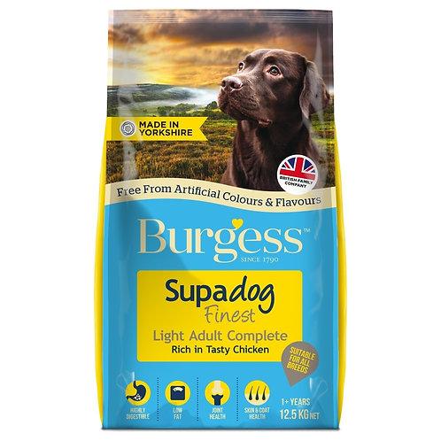 Burgess Adult Dog Light Chicken 12.5kg