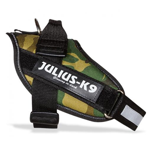 Julius K9 IDC Powerharness - Camouflage