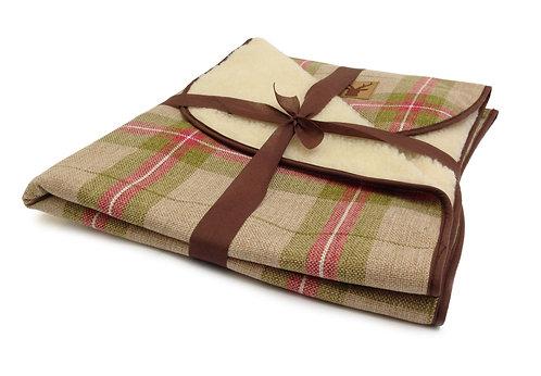 Danish Design Newton Moss Blanket Throw