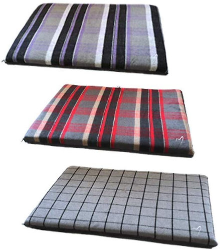 Gor Pets Camden Comfy Mat Large Red Check