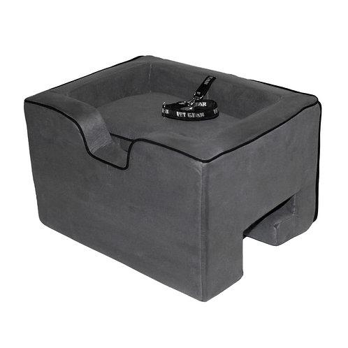 Pet Gear Booster Car Seat, Medium, Charcoal Grey