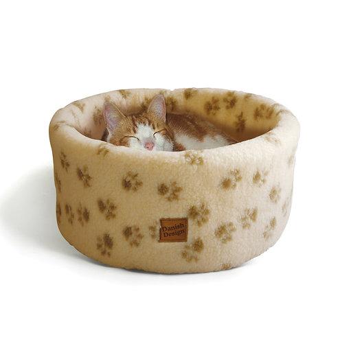 Danish Design Sherpa Cat Cosy Bed