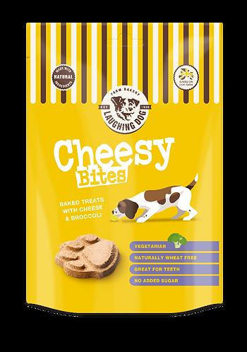 Laughing Dog Wheat Free Cheesy Bites 125g
