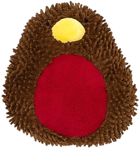GoodBoy Christmas Dog Toys - Moppy Robin 15cm