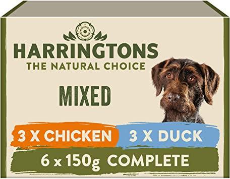 Harringtons Complete Wet Mixed Box (6x 150g)