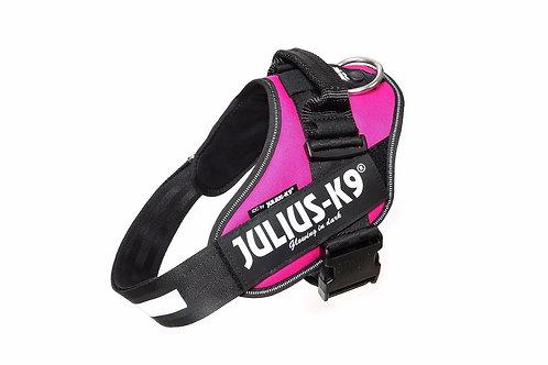 Julius K9 IDC Powerharness - Dark Pink