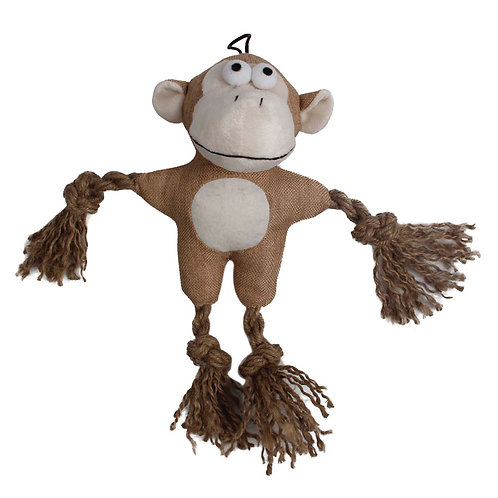 Danish Design Marcelle Monkey Dog Toy