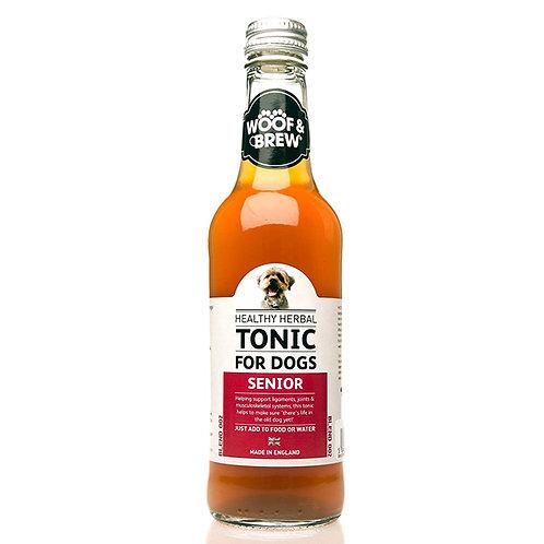 Woof & Brew Senior Herbal Tonic 330ml