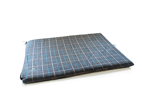 Gor Pets Premium Comfy Mat Medium Grey Check