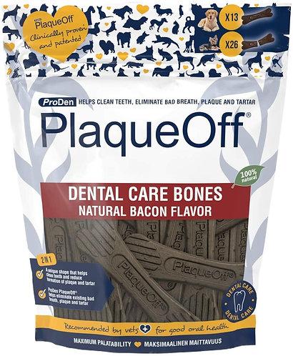 ProDen PlaqueOff Dental Care Bones Bacon 482g