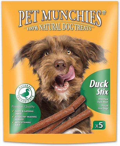 Pet Munchies Duck Stix 50g