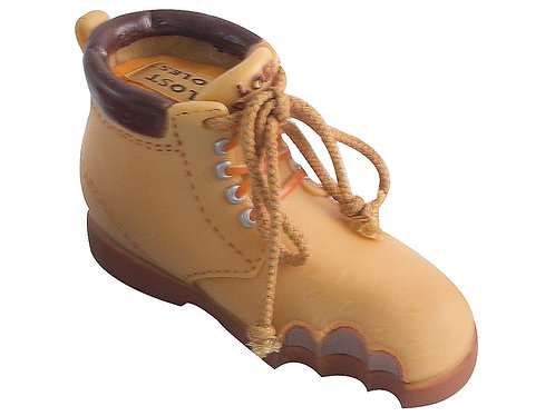 Rosewood Jolly Doggy Lost Soles Work Boot Toy