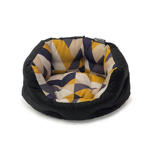 Danish Design Retreat Eco-Wellness Geo Tile Dog Bed