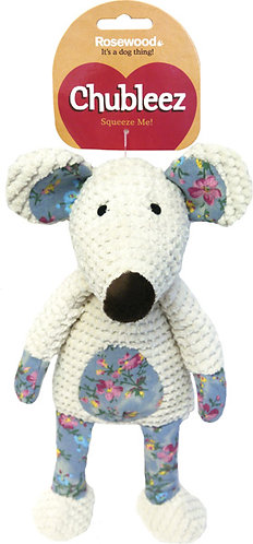 Rosewood Chubleez Maisie Mouse Toy