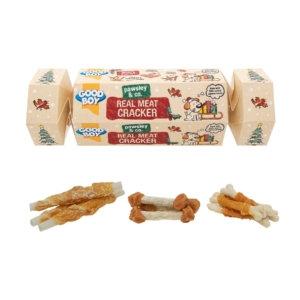 Good Boy Real Meat Dog Christmas Cracker 75g