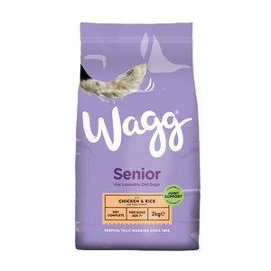 Wagg Complete Light and Senior 2kg