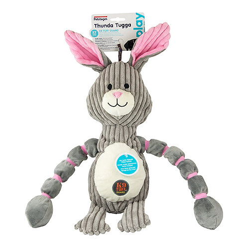 Petstages Thunda Tugga Bunny