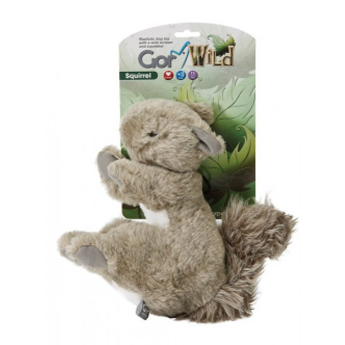 Gor Pets Wild Squirrel Toy