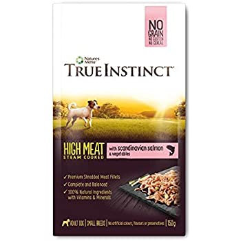 Natures Menu Small Breed True Instinct Salmon Fillets 8x150g