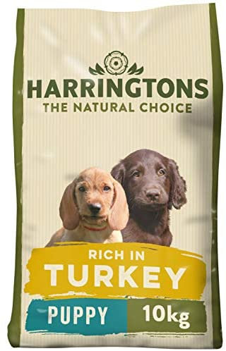 Harringtons Turkey and Rice Puppy 10kg