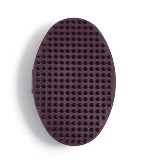 Rosewood Soft Protection Salon Grooming Rubber Brush