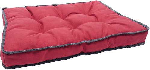 Rosewood Two Tone Pet Lounger - Red