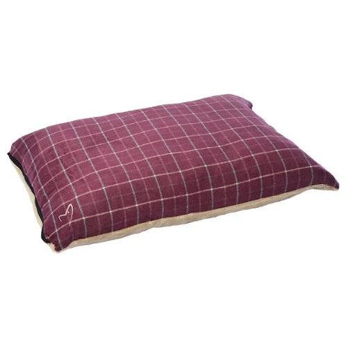 Gor Pets Premium Comfy Cushion - Wine Check