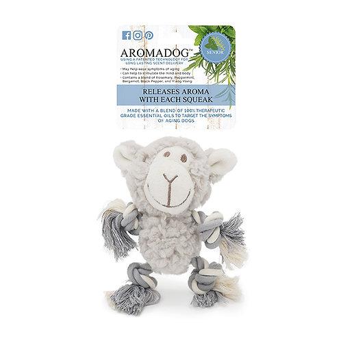 Rosewood Aromadog™ Senior Mini Fleece Rope Toy