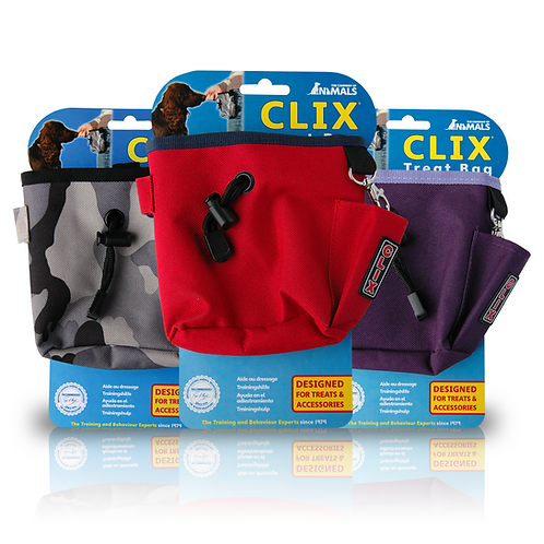 Company of Animals Clix Treat Bags