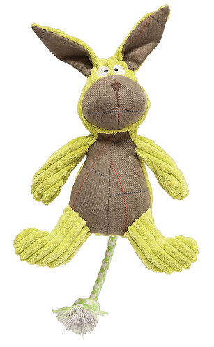 Danish Design Horace Hare Dog Toy