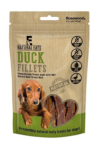 Rosewood Natural Eats Duck Fillets 80g