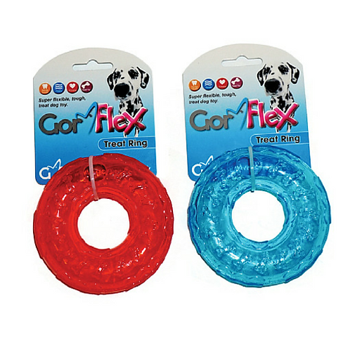 Gor Pets Flex Treat Ring Toy