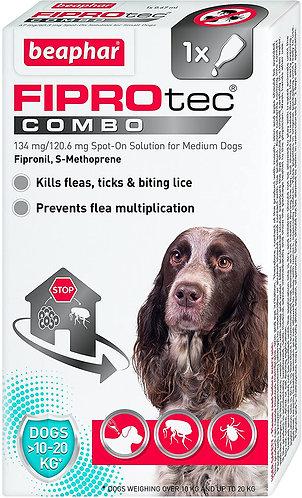 Beaphar Fiprotec Combo Medium Dog (1Pipette)