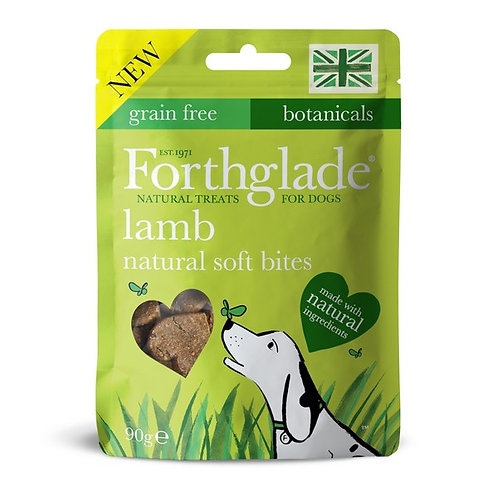 Forthglade Soft Bites Treats Lamb Grain Free 90g