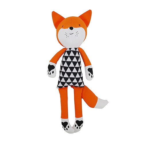 Rosewood Chubleez Mr Fox Toy