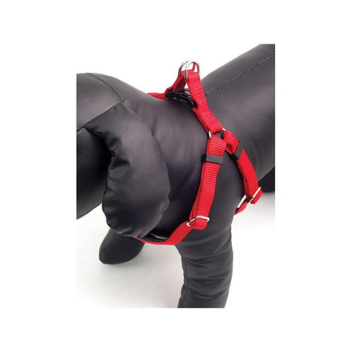 Rosewood Classic Soft Protection Harness - Red