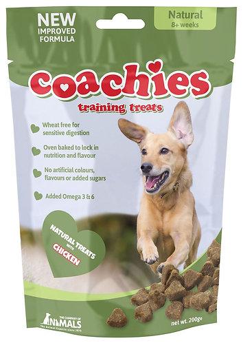 Coachies Natural Training Treats, Chicken,  200g