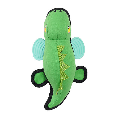 Rosewood Jolly Doggy Tough Canvas Crocodile Toy