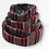 Thumbnail: Gor Pets Camden Deluxe Bed - Red Check