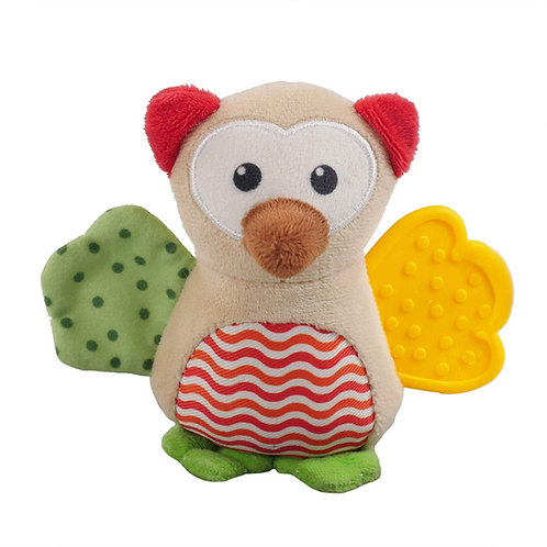 Rosewood Little Nippers Wise Owl Toy