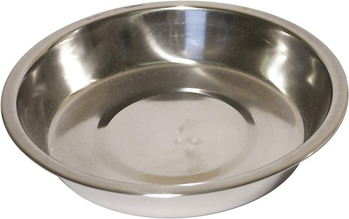 Rosewood Stainless Steel Bowl Shallow Puppy Pan, 6-inch