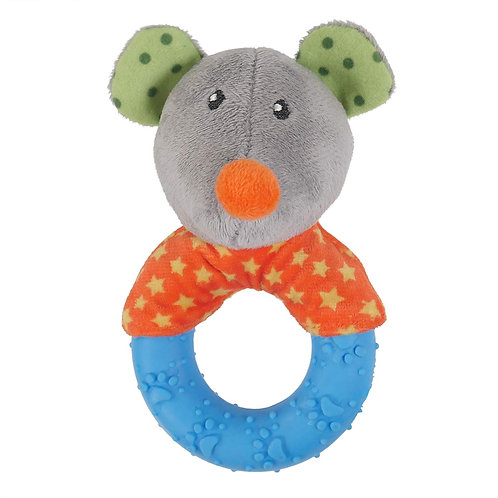 Rosewood Little Nippers Mischief Mouse Dog Toy