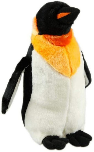 Animal Instincts Snow Mates Pedro Penguin Dog Toy Small