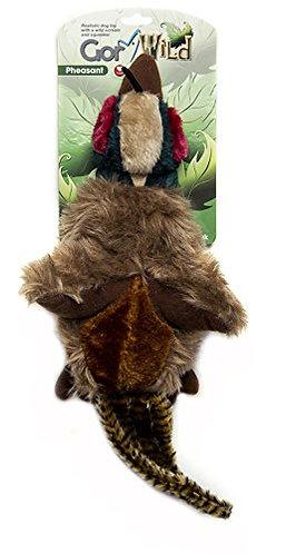Gor Pets Wild Pheasant Toy