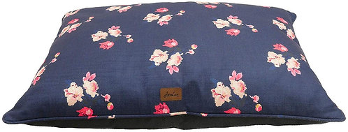 Joules Floral Dog Mattress - Medium