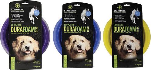 Starmark Easy Glide Durafoam Disc Toy
