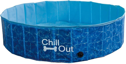 All For Paws Chill Out Splash and Fun Dog Pool (Medium)