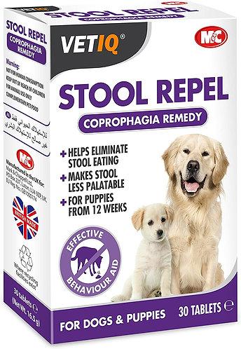 VetIQ Stool Repel (30 Tablets)