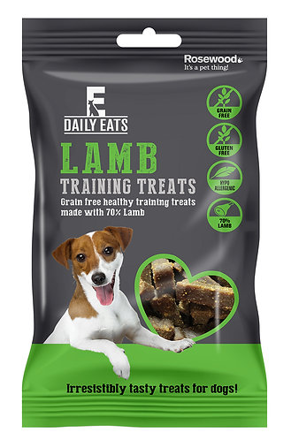 Rosewood Daily Eats Lamb Training Treats 100g